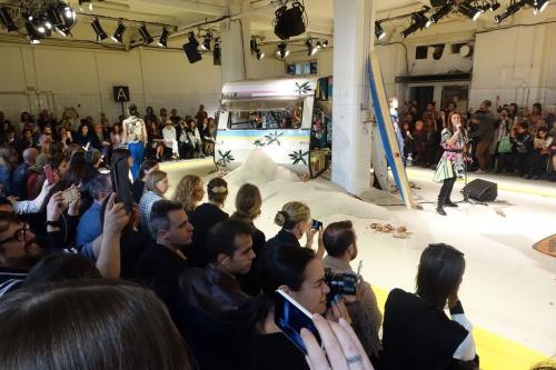 antonio marras fashion show milano