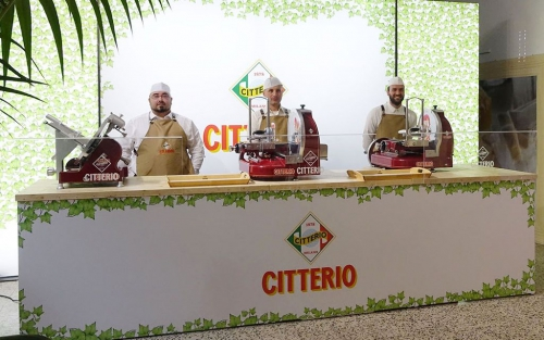 stand Citterio a foodweek milano