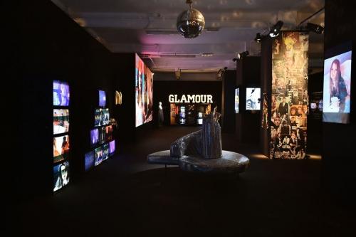 glamour 25 anniversario allo Spazio Bergognone