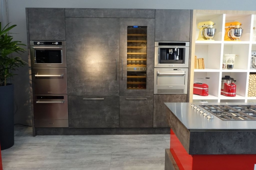 the whirlpool kitchen at design week